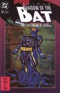 Batman - Shadow of the Bat 3