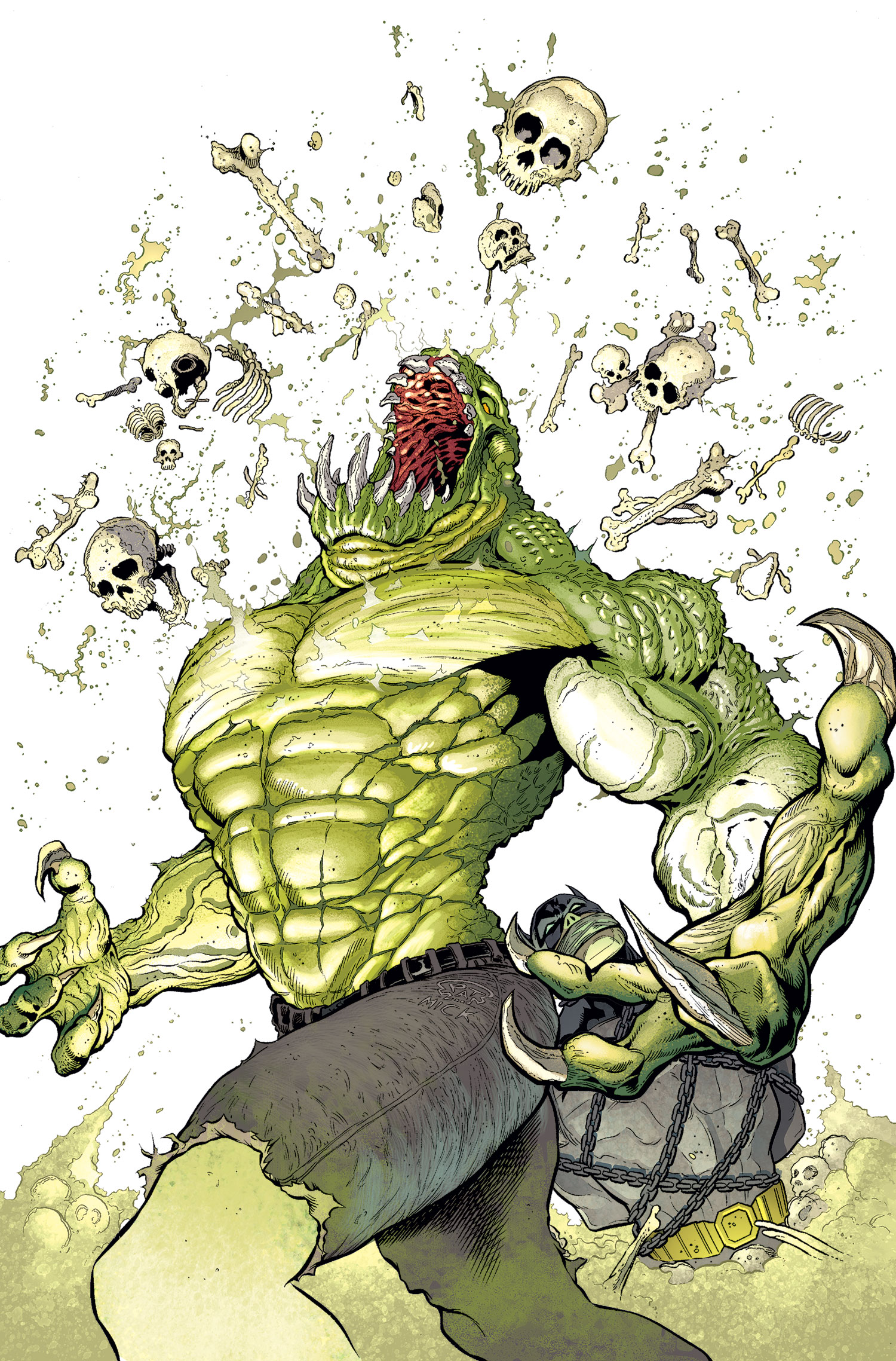 Batman and Robin Vol 2 23.4 Killer Croc Textless.jpg