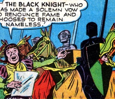 Black Knight (Earth-Two)