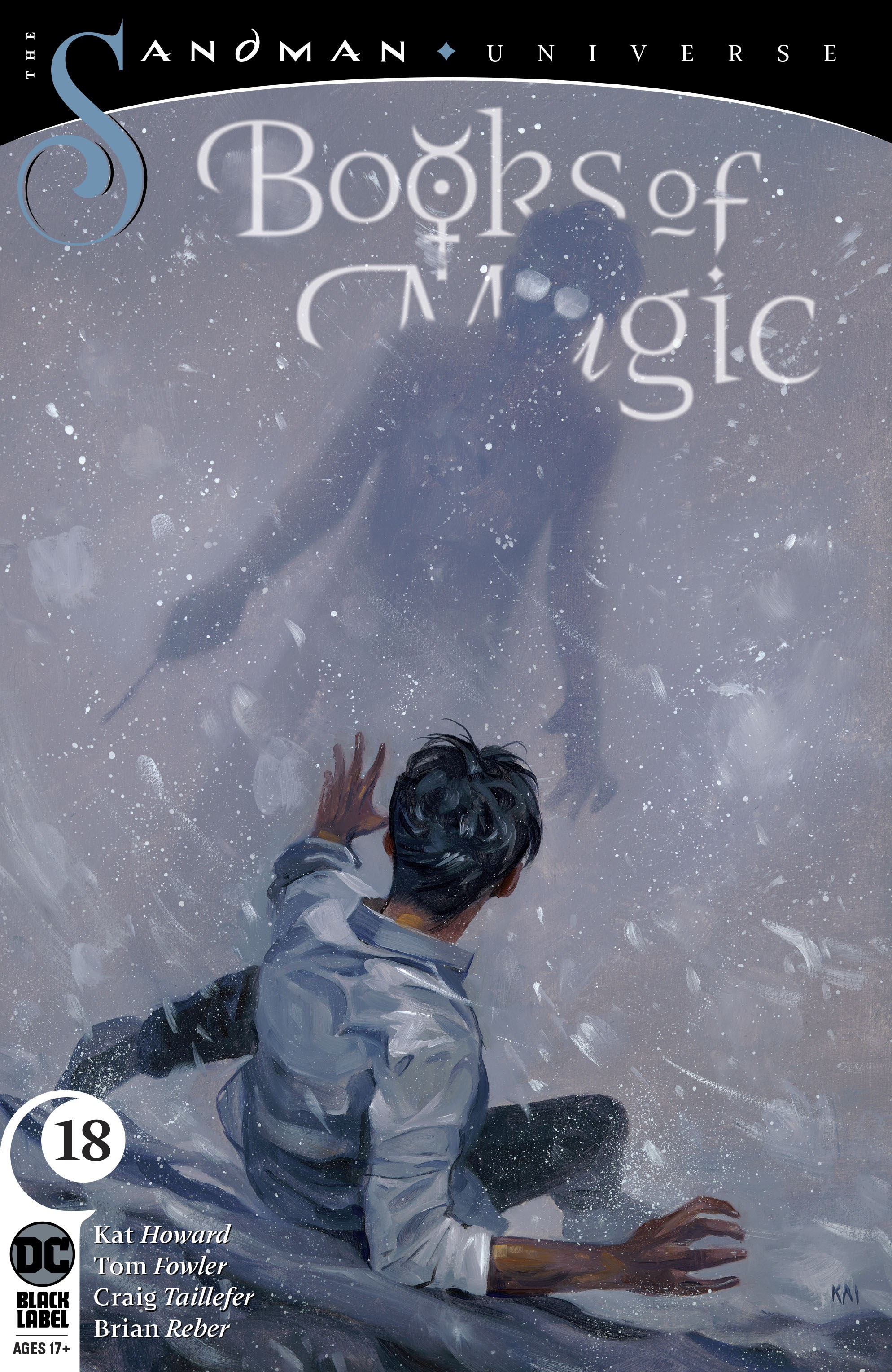 Books of Magic Vol 3 18