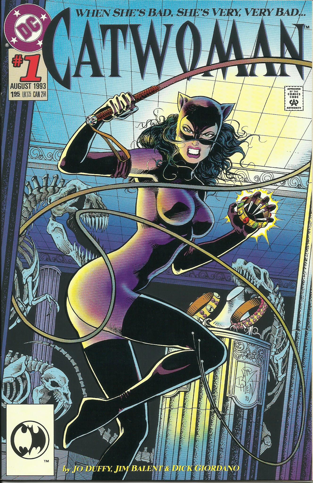 Catwoman Vol 2 1
