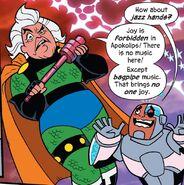 Granny Goodness Teen Titans Go! TV Series 001