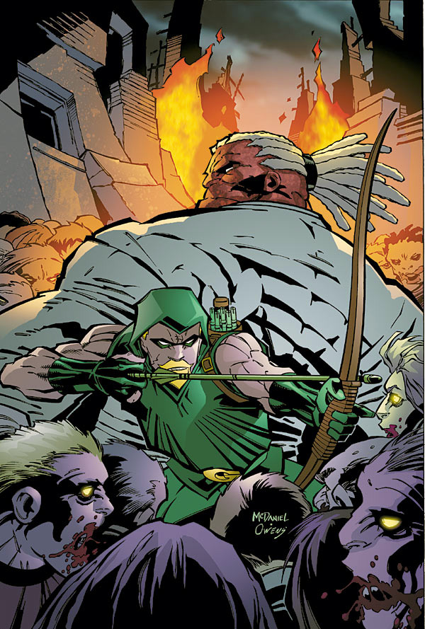 Green Arrow Vol 3 64