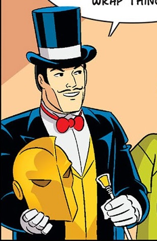 John Zatara (Scooby-Doo Team-Up)