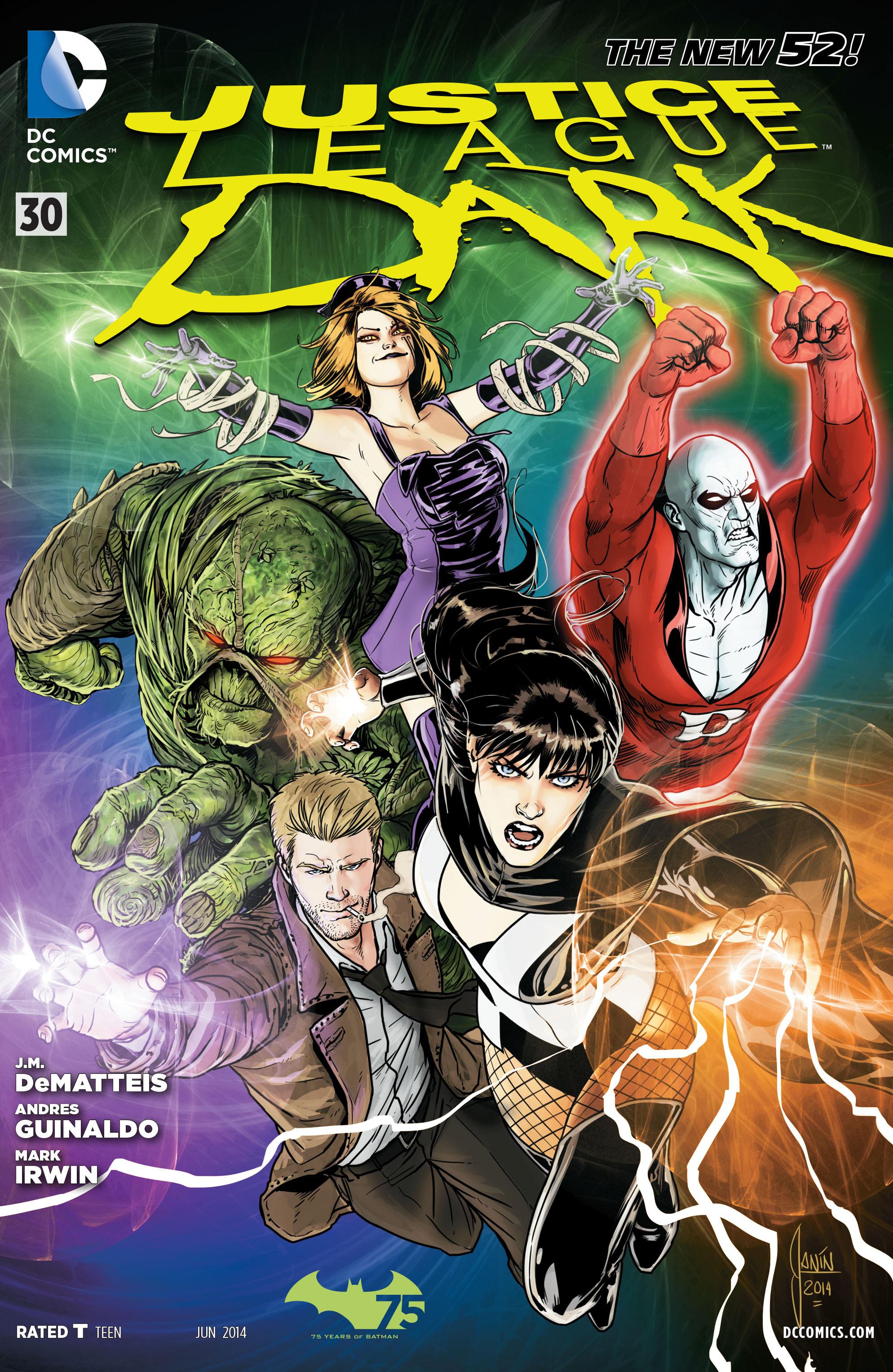 Justice League Dark Vol 1 30
