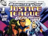 Justice League: Generation Lost Vol 1