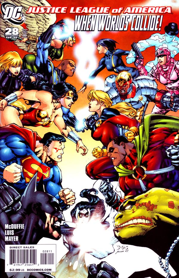 Justice League of America Vol 2 28