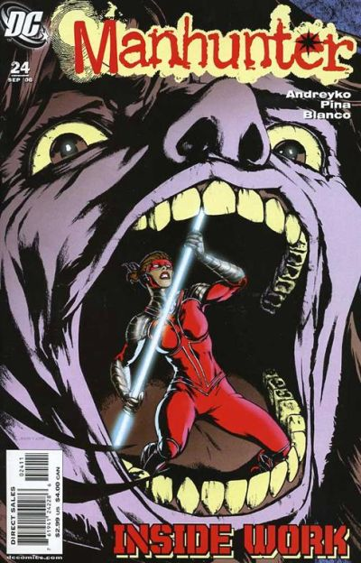 Manhunter Vol 3 24