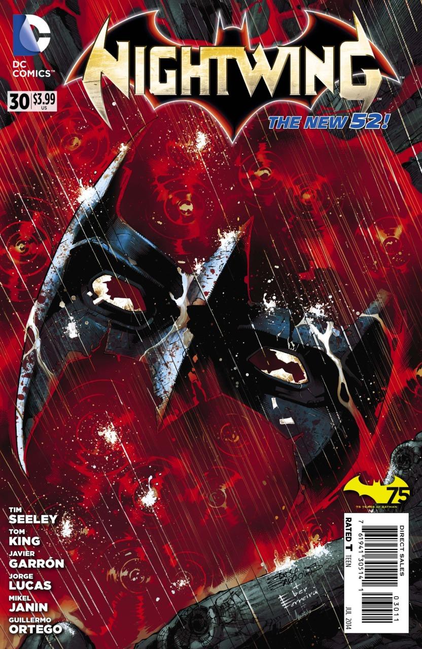 Nightwing Vol 3 30