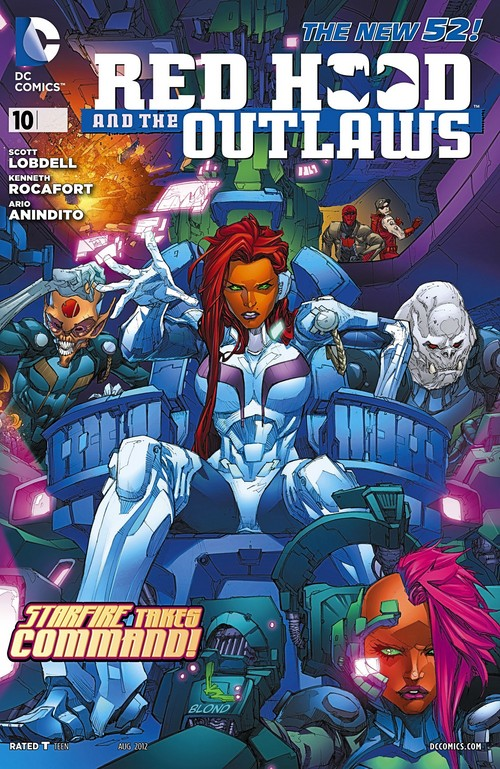 Red Hood and the Outlaws Vol 1 10