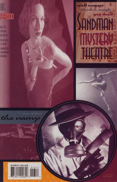 Sandman Mystery Theatre Vol 1 13