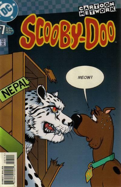 Scooby-Doo Vol 1 7