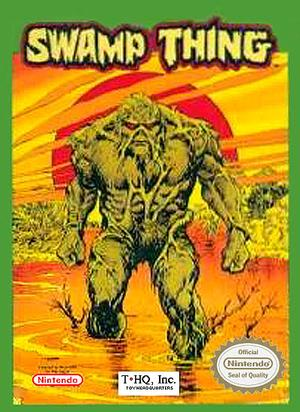 Swamp Thing (NES)