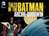 Tales of the Batman: Archie Goodwin (Collected)