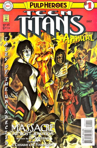Teen Titans Annual Vol 2 1