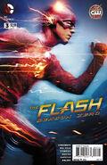 The Flash Season Zero Vol 1 3