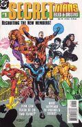 Titans Secret Files Vol 1 1