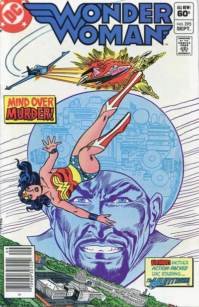Wonder Woman Vol 1 295