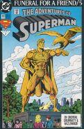 Adventures of Superman Vol 1 499