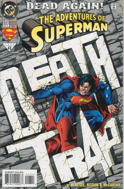 Adventures of Superman Vol 1 517