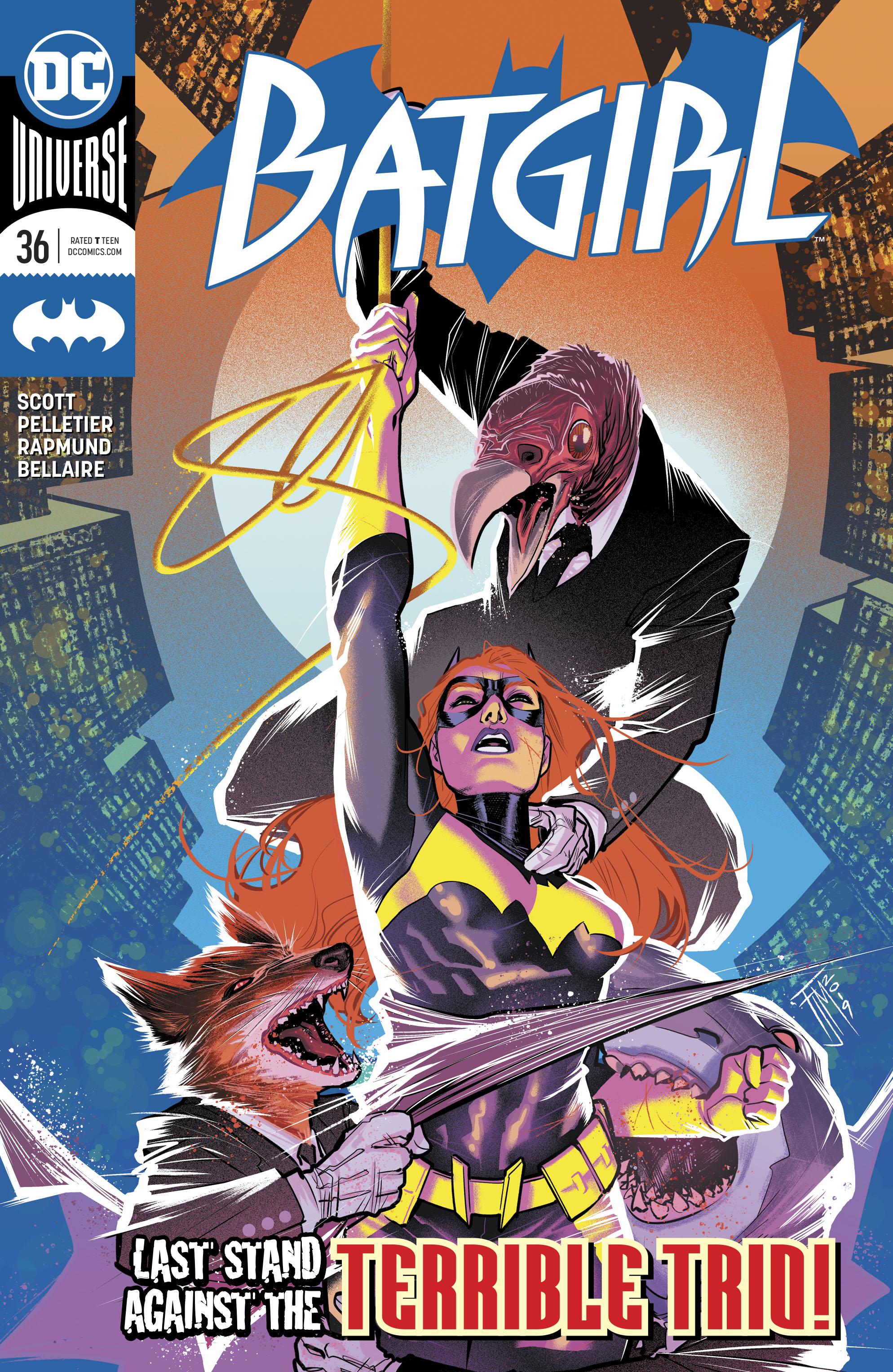 Batgirl Vol 5 36