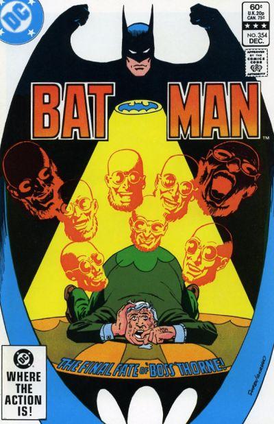 Batman Vol 1 354