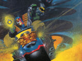 The Batman/Judge Dredd Files (Collected)
