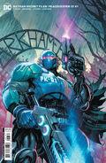 Batman Secret Files Peacekeeper-01 Vol 1 1 Variant