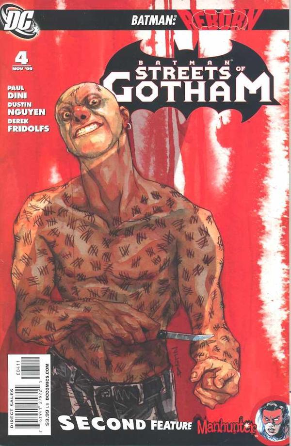 Batman: Streets of Gotham Vol 1 4