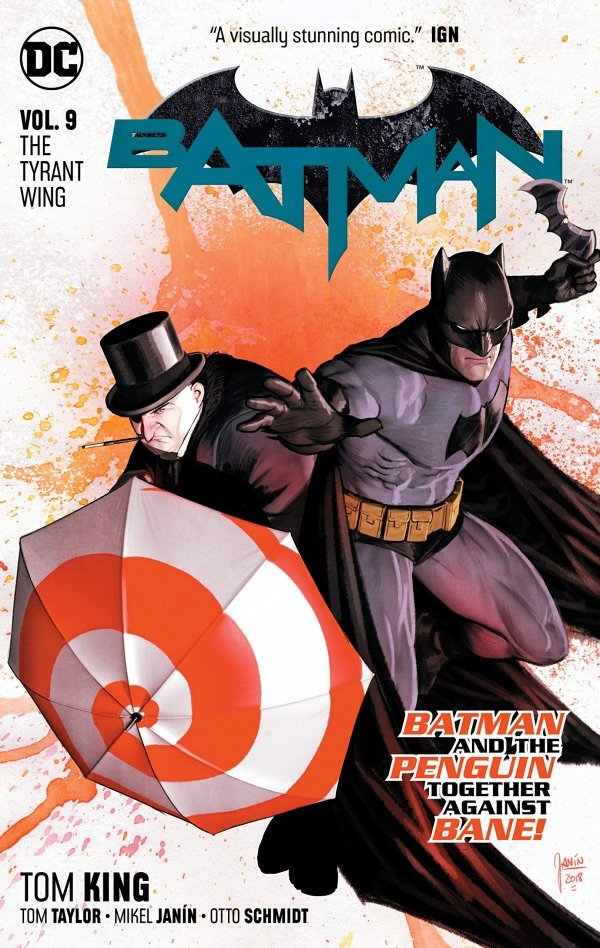 Batman: The Tyrant Wing (Collected)