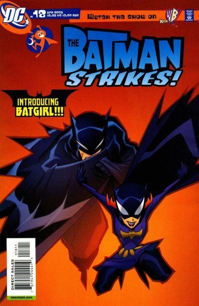 The Batman Strikes! Vol 1 18