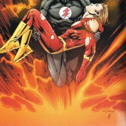 Black Flash (New Earth)