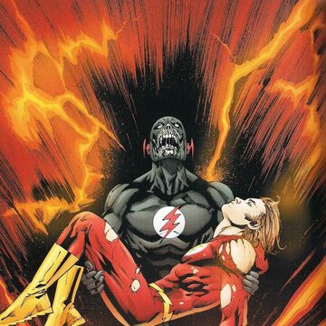 Black Flash New Earth Dc Database Fandom