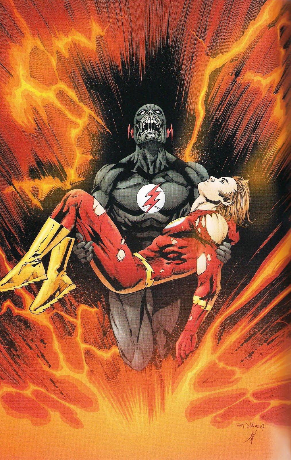 Black Flash New Earth Dc Database Fandom