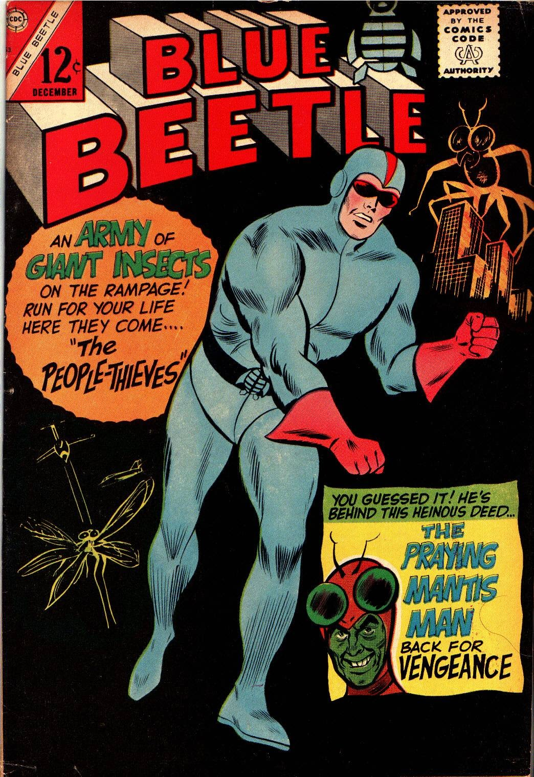 Blue Beetle Vol 4 53