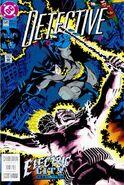 Detective Comics 645