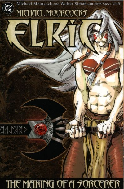 Michael Moorcock's Elric: The Making of a Sorcerer Vol 1