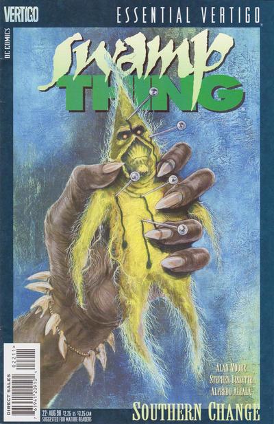 Essential Vertigo: Swamp Thing Vol 1 22