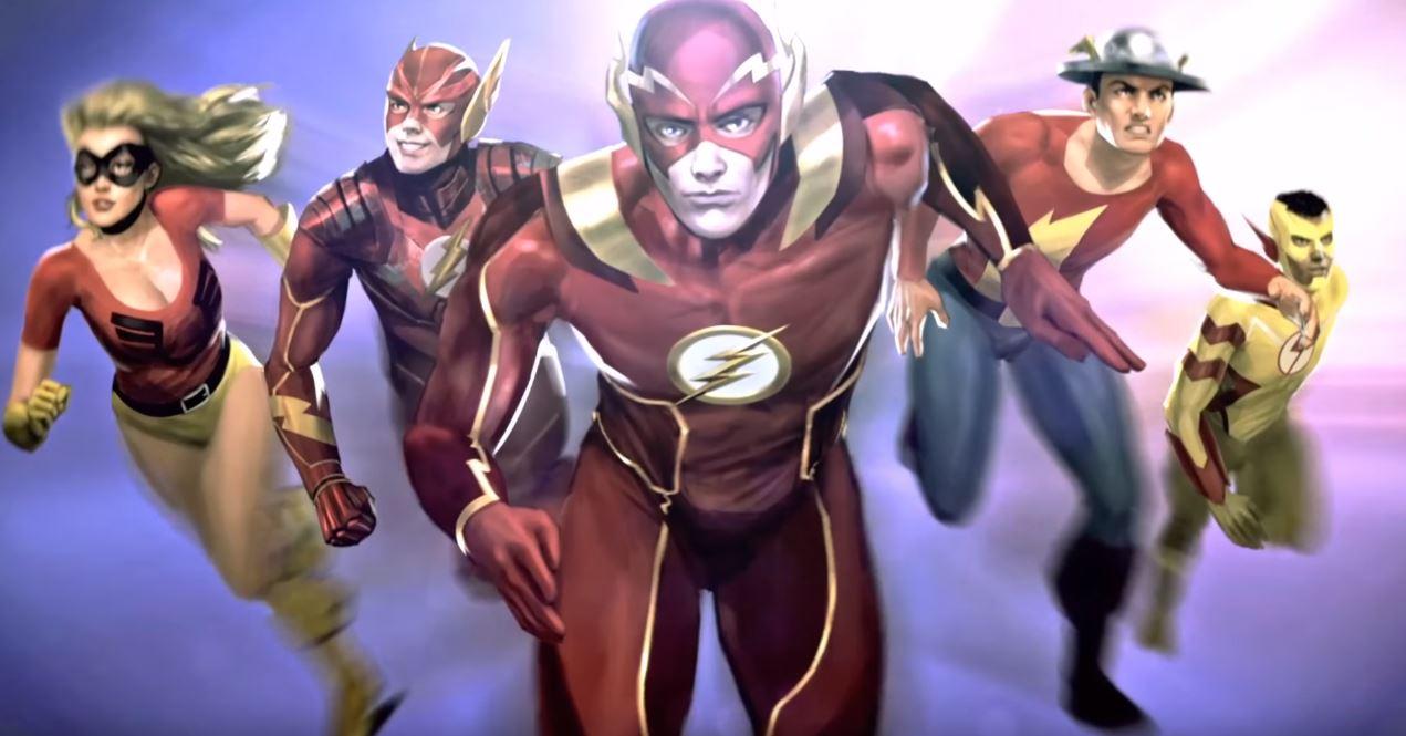 Wally West (Injustice)