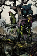 Future State Swamp Thing Vol 1 1 Textless Variant
