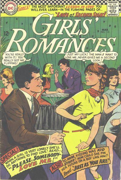 Girls' Romances Vol 1 115