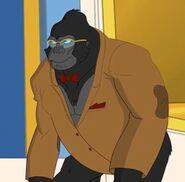 Gorilla Grodd DC Super Hero Girls 0001