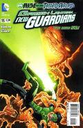 Green Lantern New Guardians Vol 1 15