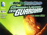 Green Lantern: New Guardians Vol 1 15