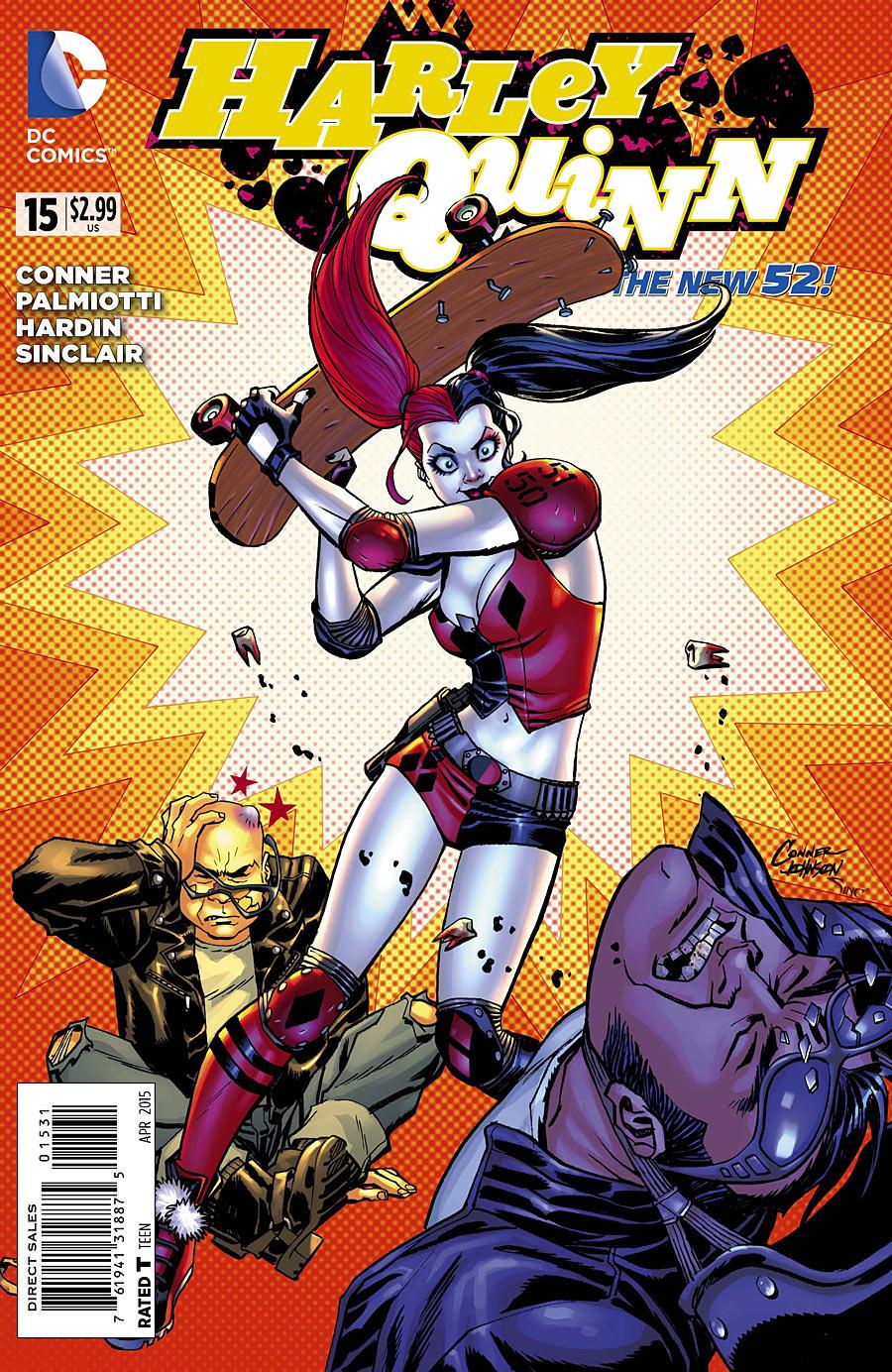 Harley Quinn Vol 2 15 Conner Variant.jpg