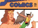 JSA Returns: Sensation Comics Vol 1 1