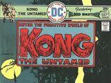 Kong the Untamed Vol 1 2