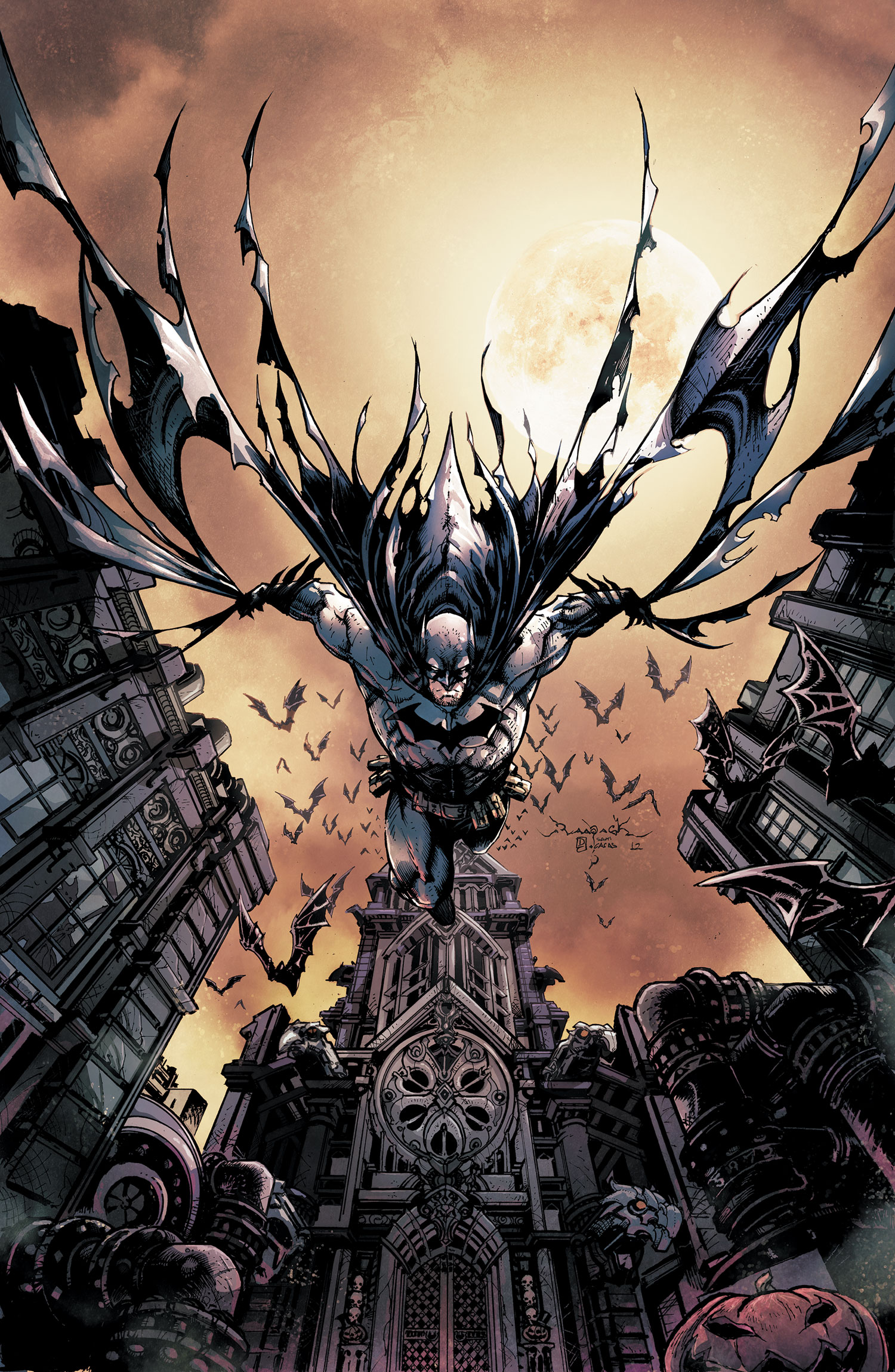 Legends of the Dark Knight Vol 1 4 Textless.jpg