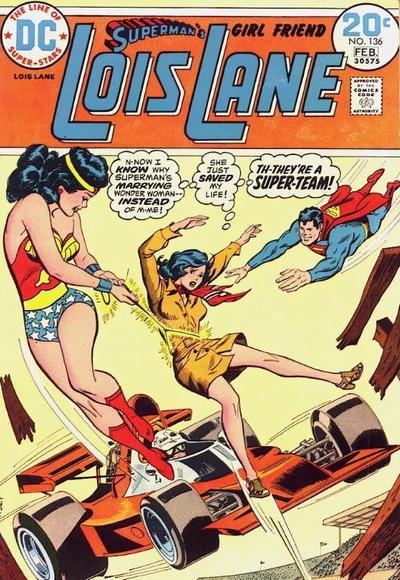 Superman's Girl Friend, Lois Lane Vol 1 136