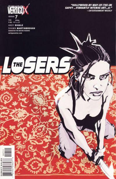 Losers Vol 1 7